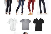 just clothes / by Randi Schmid