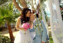 Viktoria and Dmitry wedding in paradise / Wedding in Zakynthos Paradiso Villas