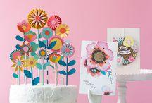Muttertag/Mothers day / Deko-Ideen, Geschenk-Ideen, DYI zum Muttertag, Partydekartion, Glückwunschkarten, Tischdekoration