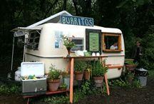 Inspiring Food Carts & Trucks