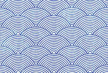 Patterns & Textures / Beautiful, fascinating, fun, strange. 2D, 3D. The beauty of repetition.