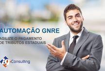 Sw. Automação GNRE / Agilize o Pagamento de Tributos Estaduais - Automação GNRE i9  O sistema de Automação GNRE da i9 Consulting, oferece as empresas padronização e agilidade no pagamento da arrecadação, enviando e validando automaticamente suas Guias GNRE e permite o acompanhamento do processamento, através do registro de todo histórico transacional.  Saiba mais, entre em contato conosco www.i9consulting.com.br