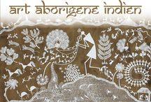 Peintres / Paysans, aborigènes de l'Inde