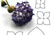Szablony kwiatów