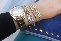 Bracelets / by Amber Foley