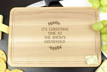 Wooden Chopping Boards / Display of the wooden chopping boards at Pick Your Own Gifts