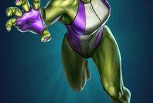 hulk she