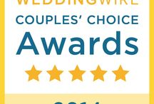 Awards / Thank you to all of the brides & grooms that made this award possible! You are the best!