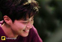 박보검의 카카오페이지, 박카페 / 페이스북 https://www.facebook.com/page.kakao/        트위터 https://twitter.com/kakaopage