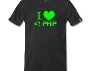 tee shirt I love PHP - Tee shirt PHP