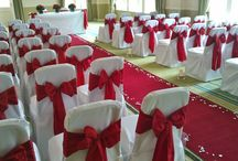 Aisle Runners / Luxurious wedding aisle runners are a beautiful addition to your special day and the perfect choice for a civil ceremony.  Wedding aisle runners can also be used to hide any floor coverings that do not complement your colour scheme or match in with your theme.