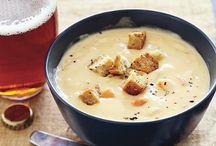 Soups / by Annette Bohlmann