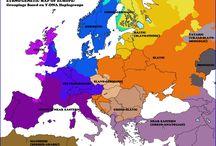 etnic maps