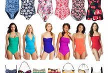 Verano ☼ / Bañadores, bikinis ...