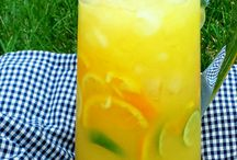 Fruity drinks / by Tina Bolin