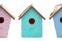 Birdhouses / by Vicki Sleet