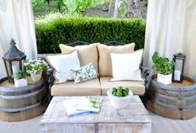 Outdoor spaces / by Leila Coffey