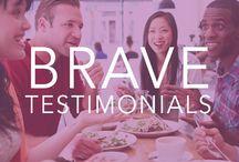 {Brave} Testimonials / by Bravelets
