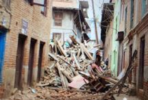 Nepal Earthquake / On April 25, an 7.8 magnitude earthquake struck Nepal  approximately 21 mi east-southeast of Lamjung, Nepal. It is the most powerful disaster to strike Nepal since 1934.