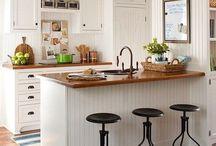 cocinas integradas en el comedor