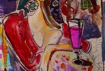 WOMEN IN ART / LA MUJER EN EL ARTE // WOMEN IN ART // FEMME DANS L'ART