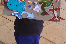 Eco Play / Green craft and play activities for baby, toddler or mum!