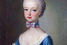portraits of Marie Antoinette