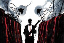John Constantine/Hellblazer.