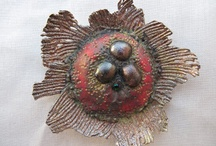 Metal Clay and Polymer Clay