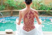 Tattoos / by Samantha Bretz