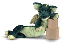 Stuffed Dragons