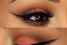 Make up :x