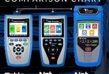 Network Cable Testers Solutions / T3 Innovation Cable and Network Testers Comparison Chart.