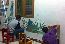 Mural / Never ending project :))