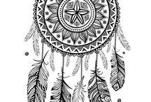 Mandala / Traditionnal and new mandalas