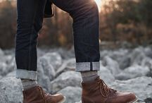 Selvedge Jeans / by R. Smith