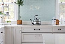Kitchen Interior Design Inspiration / A collection of some of our favourite kitchen looks for your home interior inspiration needs.