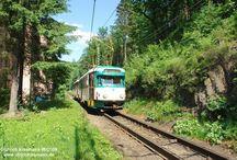 Dopravní podnik měst Liberce a Jablonce nad Nisou, a. s. - Straßenbahnen / Sie sehen hier eine Auswahl meiner Fotos, mehr davon finden Sie auf meiner Internetseite www.europa-fotografiert.de.