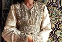 Takshita Inspiration / Moroccan traditional fashion / by Anissa Khalfi