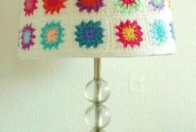 Crochet lámparas