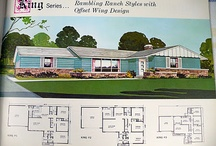 Mid-Century Dream Homes