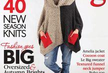 revista tricotaje