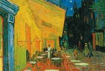 """""""Vincent van Gogh"""" / Feel free to pin any photos from the artist Vincent Van Gogh. If you want to be invited just follow the board or comment ADD ME on one of the ADD ME Pins. / by Kunst für Alle"""