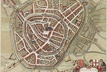 Maps / Geographie, Landkarten, Stadtkarten