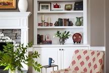 Bookshelves / by Kelly Sevier