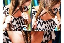 Hair Ideas / by Joanna Stokes