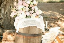 Wedding - Rustic farm wedding
