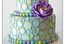 cakes / by Robbin Kirkbride