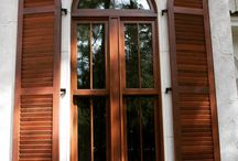 Double Hung Windows / A collection of various types and styles of double hung windows