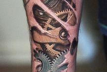 Toms tattoo
